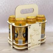 Lesena nosilka - pivo