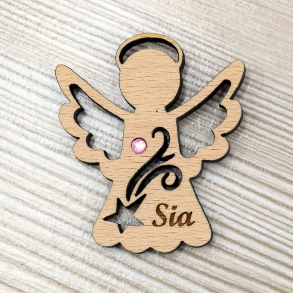 Angel varuh deklic - zvezda