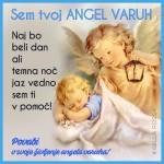 Angel varuh dečkov - zvezda