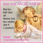 Angel varuh - epoksi krila