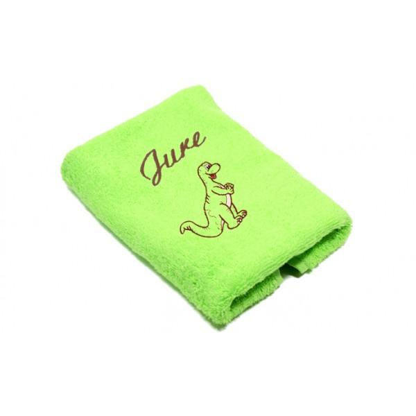 Otroška brisača - Dinozaver