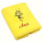 Otroška brisača - Čebelica Maja