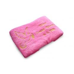 Brisača z vezenino - Birma