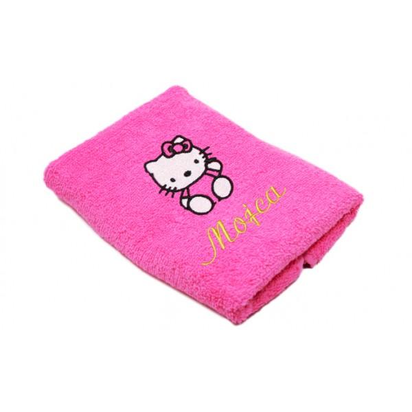 Otroška brisača - Hello Kitty