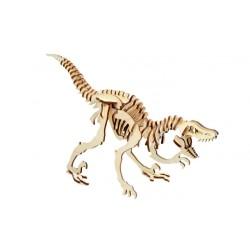 Sestavljanka - Dinozaver Velocioraptor