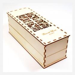 Lesena embalaža